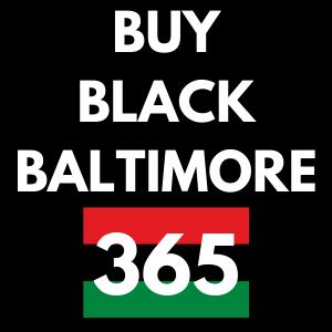 Buy Black Baltimore 365